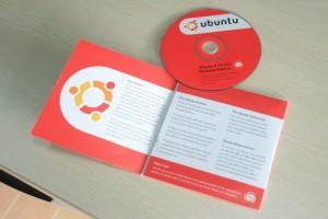 Ubuntu free CD